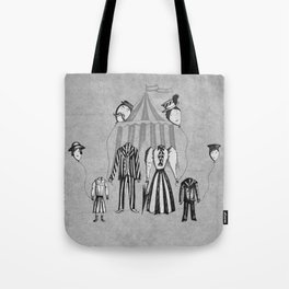 Just Popping Out For Some Air Tote Bag