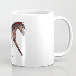 Holiday Horse Coffee Mug