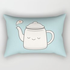 Teapot Rectangular Pillow