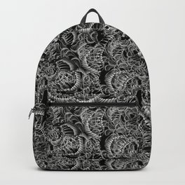 Cobra Snake Abstract Backpack