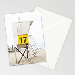 Beach Tower 17 Stationery Cards