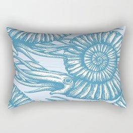 AMMONITE COLLECTION Rectangular Pillow