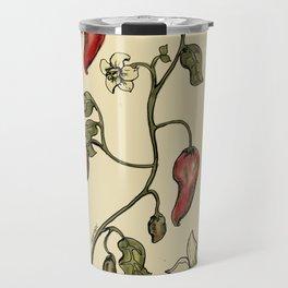 Jalapeno Botanical Travel Mug