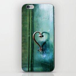 Handle on Love iPhone Skin
