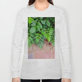 leafy brick Long Sleeve T-shirt