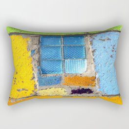 Mi Casa, Su Casa Rectangular Pillow