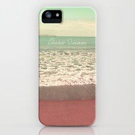 Ocean Dream I iPhone Case