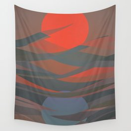 Active Passive Wall Tapestry