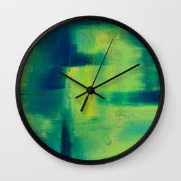 Making Plans Wall Clock