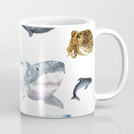 Ocean Friends Coffee Mug