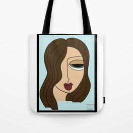 Lady Victoria Tote Bag