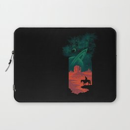 Final Frontiersman Laptop Sleeve