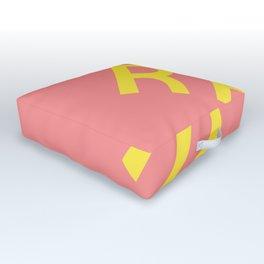 Rad Outdoor Floor Cushion