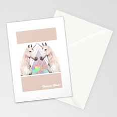 UNICORN BITCH! Stationery Cards
