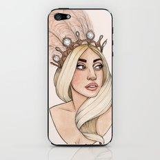 ARTPOP Princess iPhone & iPod Skin