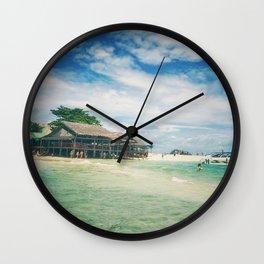 PhiPhi Island Thailand Wall Clock