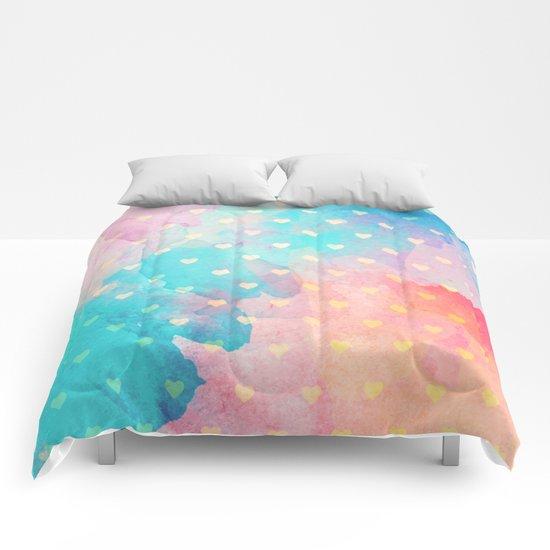 Sweet love Comforters