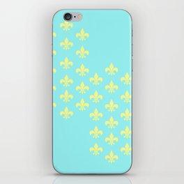 Beachy Infinity iPhone Skin