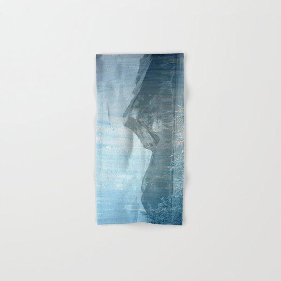 Blue Blue Skies Hand & Bath Towel
