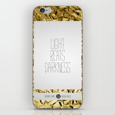 Golden Rules #3 iPhone & iPod Skin