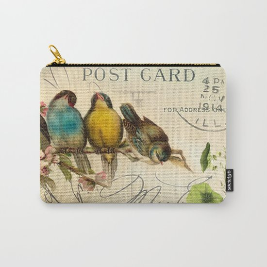 Sweet birds #5 Carry-All Pouch