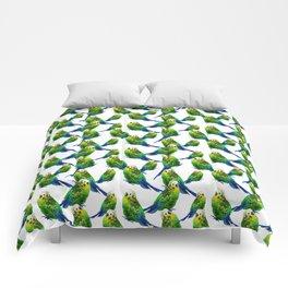 Cute Birds Comforters