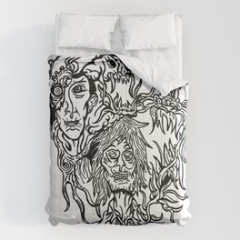 Melancholic Comforters