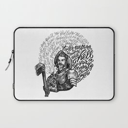 The Impossible Dream Laptop Sleeve