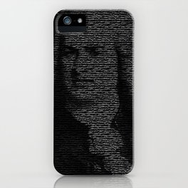 Bach iPhone Case