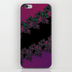 Fractal Layered Lace  iPhone & iPod Skin