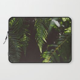 Ferns of Emerald Laptop Sleeve