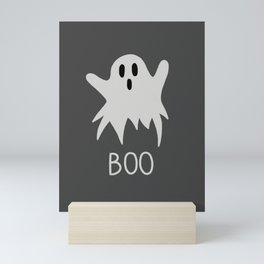 Are you scared ? #6 Mini Art Print