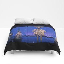 China Through The Looking Glass 2 Comforters