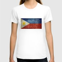 philippines T-shirts featuring Republic of the Philippines national flag (50% of commission WILL go to help them recover) by LonestarDesigns2020 is Modern Home Decor