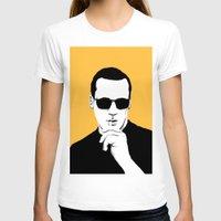 mad men T-shirts featuring Mad Men by Jeroen van de Ruit
