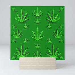 Leaf Life Mini Art Print