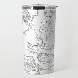 Mod Barb Travel Mug