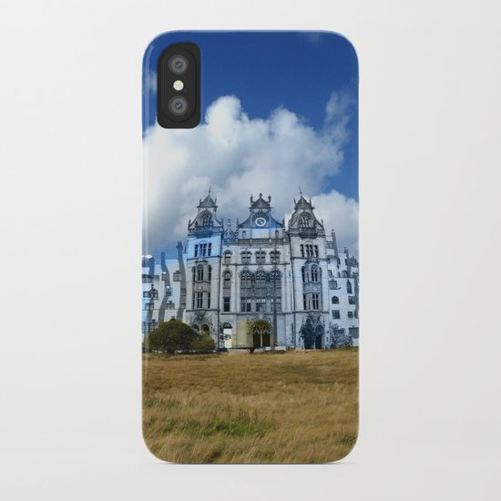 Surreal Living 3 iPhone Case
