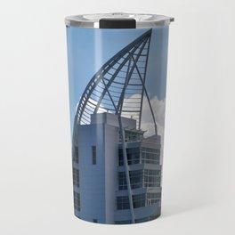 Exploration Tower Travel Mug