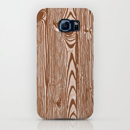 c13D Woodgrain iPhone Case