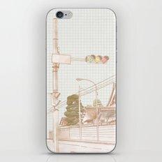 Street in Japan iPhone & iPod Skin