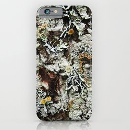 Bark full of life iPhone Case