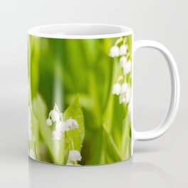 May Lily Blooming Coffee Mug