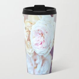 The Last Days of Spring - Old Roses IV Travel Mug