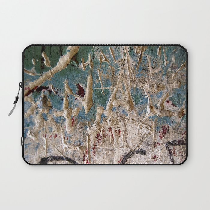 Scratched Surface Laptop Sleeve
