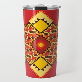 GEO CASHEW 1  Travel Mug