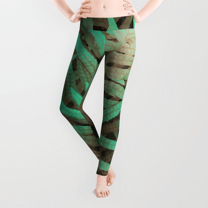Ferns Leggings