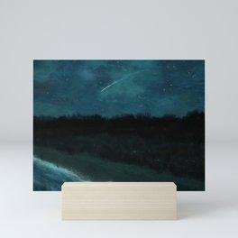 First Frost - Before Dawn Mini Art Print