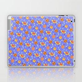 Sailor Moon Brooches Pattern - Blue / Sailor Moon Laptop & iPad Skin
