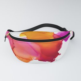 Alcohol Ink - Explosion Fanny Pack